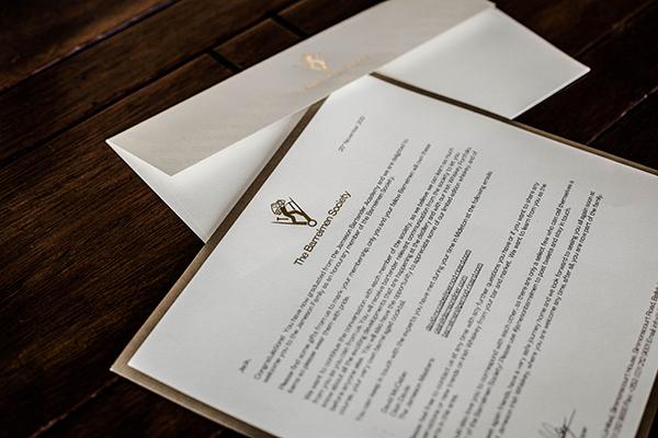 Barrelmen Society Welcome Letter2