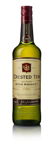 CRESTED TEN Bottle & SBC