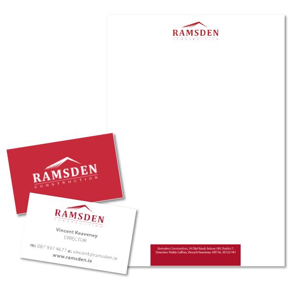 Ramsden stationery